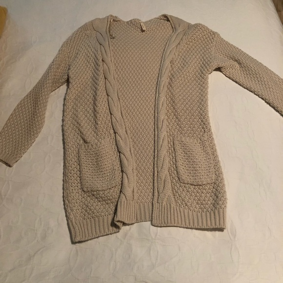 179a85ebe3d932 Hazel and Olive Boutique Sweaters | Cream Mid Sweater | Poshmark
